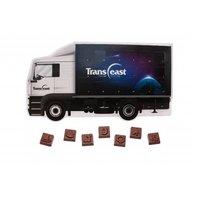 Personalised Truck Advent Calendar- www.ontimeprint.co.uk