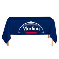 Custom Printed Tablecloth  Printing UK, Next Day Delivery - www.ontimeprint.co.uk