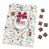 Personalised Avent Calendar. Great Christmas girf ! www.ontimeprint.co.uk