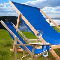 XXL Wooden Deck Chair Printing UK, Next Day Delivery - www.ontimeprint.co.uk