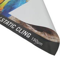 Self Cling Window Sticker Printing UK, Next Day Delivery - www.ontimeprint.co.uk