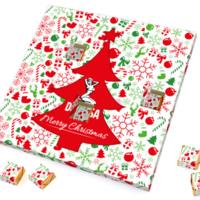 Pesronalised Large Advent Calendar- www.ontimeprint.co.uk