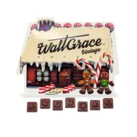 Gingerbread House Advent Calendar- www.ontimeprint.co.uk