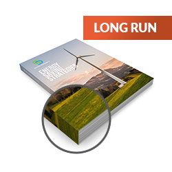 Perfect Bound Booklets- long run Printing UK, Next Day Delivery - www.ontimeprint.co.uk