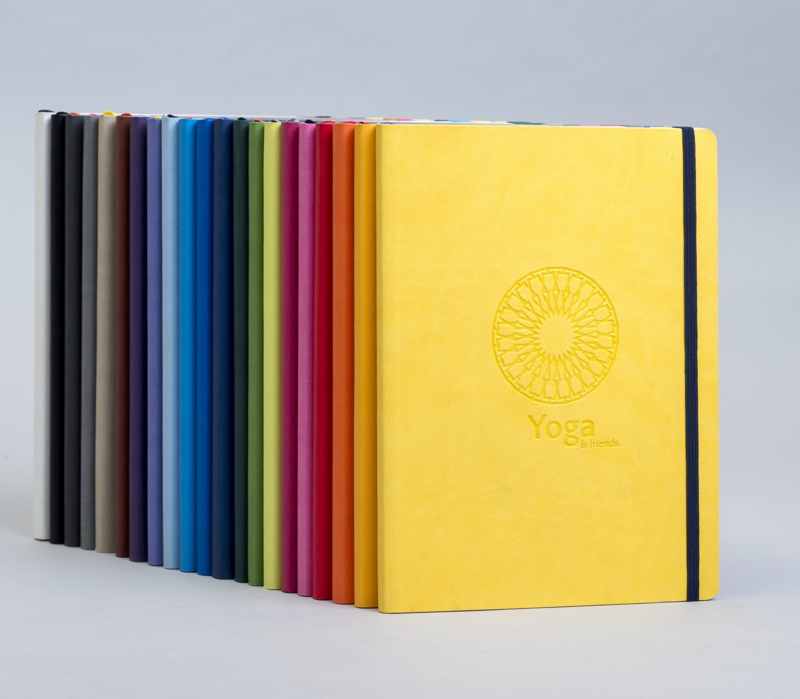 Elegant Softcover Notebook