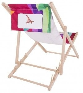 Printed Deck Chair Backdrop Printing UK, Next Day Delivery - www.ontimeprint.co.uk