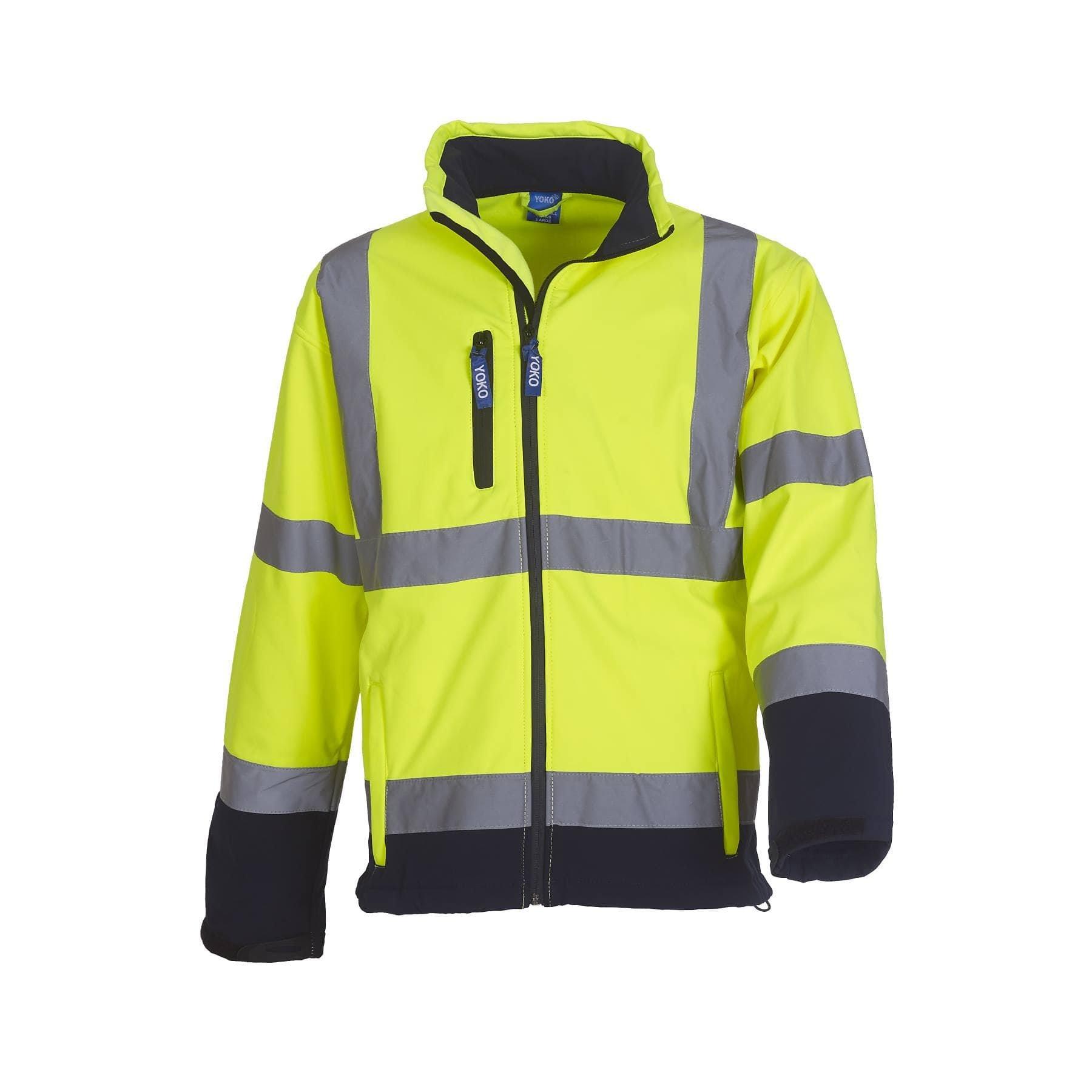 Hi-Vis Premium Softshell Jacket (HVK09)