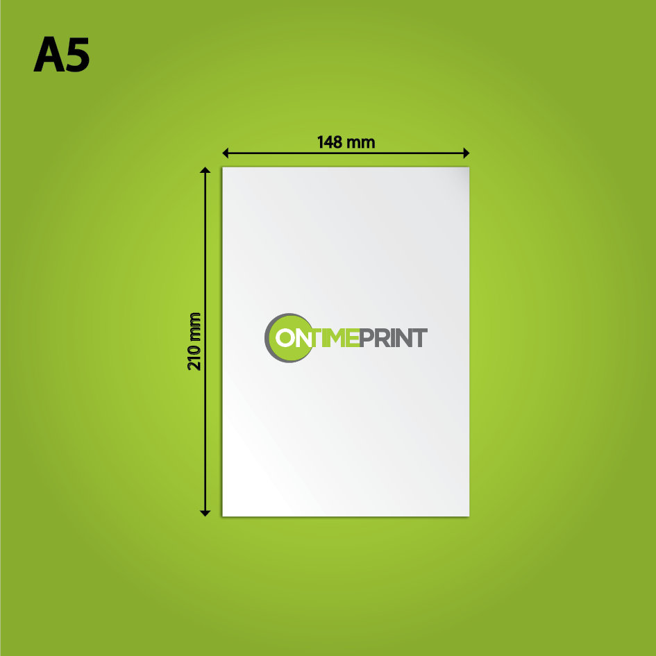 Cheap A5 flyers Printing, FREE Next Day Delivery- OnTime Print