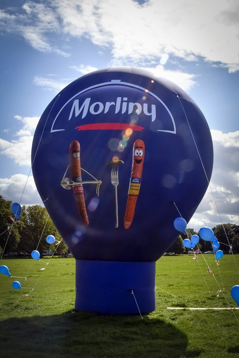 Giant Advertising Inflatable Balloon Printing UK, Next Day Delivery - www.ontimeprint.co.uk
