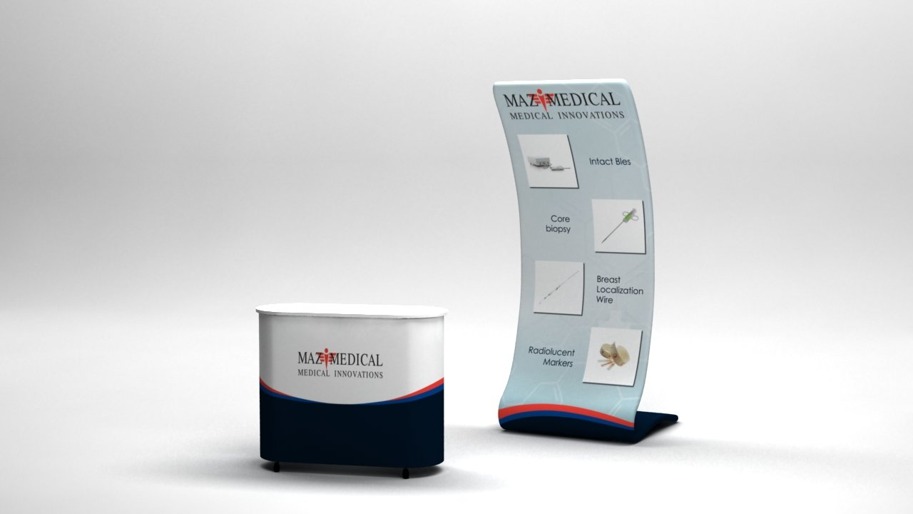 Presto S Event Fabric Display Printing UK, Next Day Delivery - www.ontimeprint.co.uk