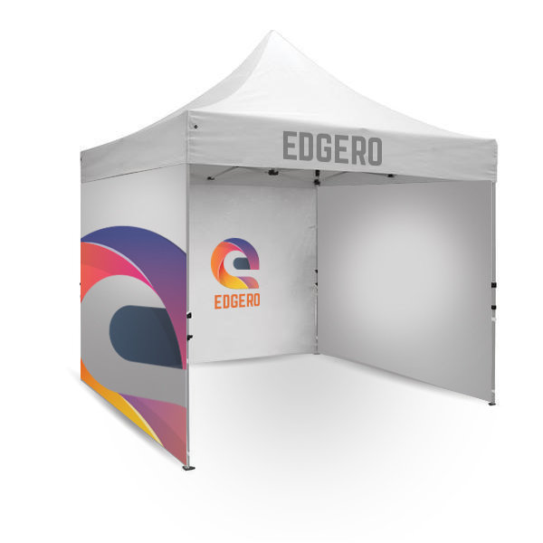 Premium Pop Up Promotional Tent Printing UK, Next Day Delivery - www.ontimeprint.co.uk