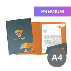 Presentation folder A4 Printing UK, Next Day Delivery - www.ontimeprint.co.uk