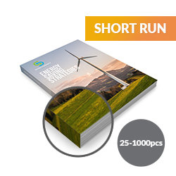 Perfect booklet short run Printing UK, Next Day Delivery - www.ontimeprint.co.uk