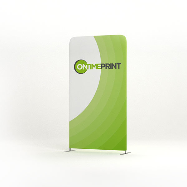 Presto Tower Fabric Display Printing UK, Next Day Delivery - www.ontimeprint.co.uk