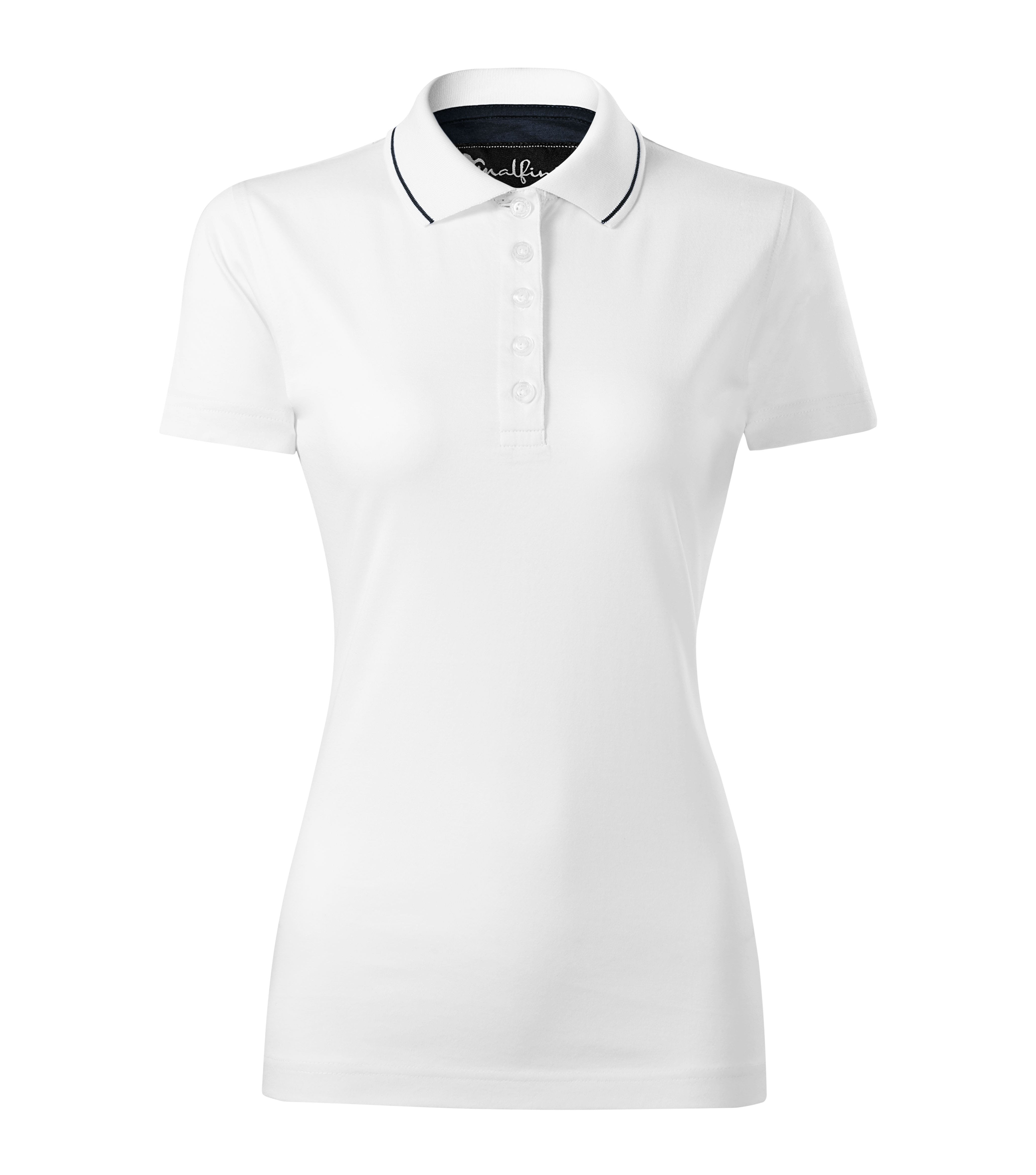 Emboidered Promotional White Ladies Polo Shirts 269 - www.ontimeprint.co.uk