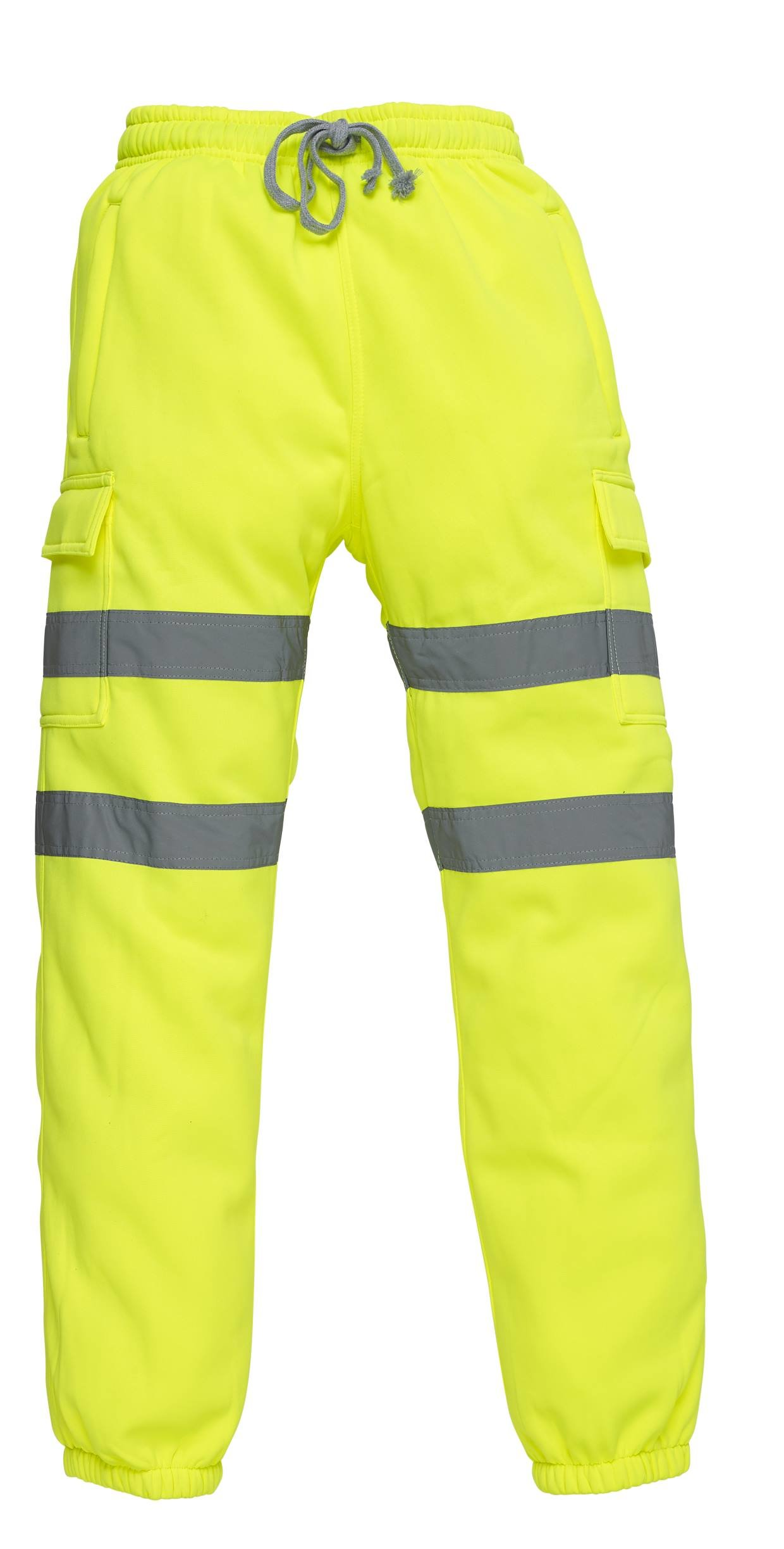 Personalised Hi Vis Jogging Work Pants (HV016T), www.ontimeprint.co.uk