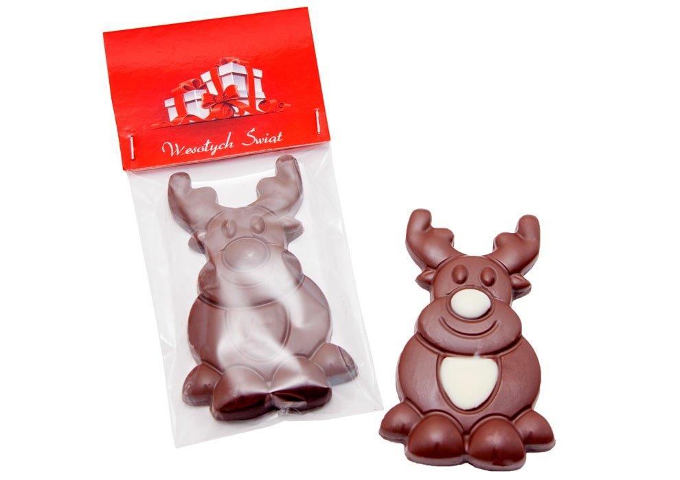 Christmas Chocolate Characters