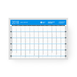 Personalised Wall Planners- A1,A2, A0, 40x30inch, 60x40inch, -www.ontimeprint.co.uk