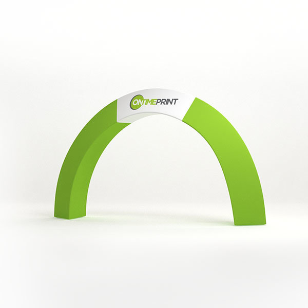 Presto Gate fabric display  Printing UK, Next Day Delivery - www.ontimeprint.co.uk