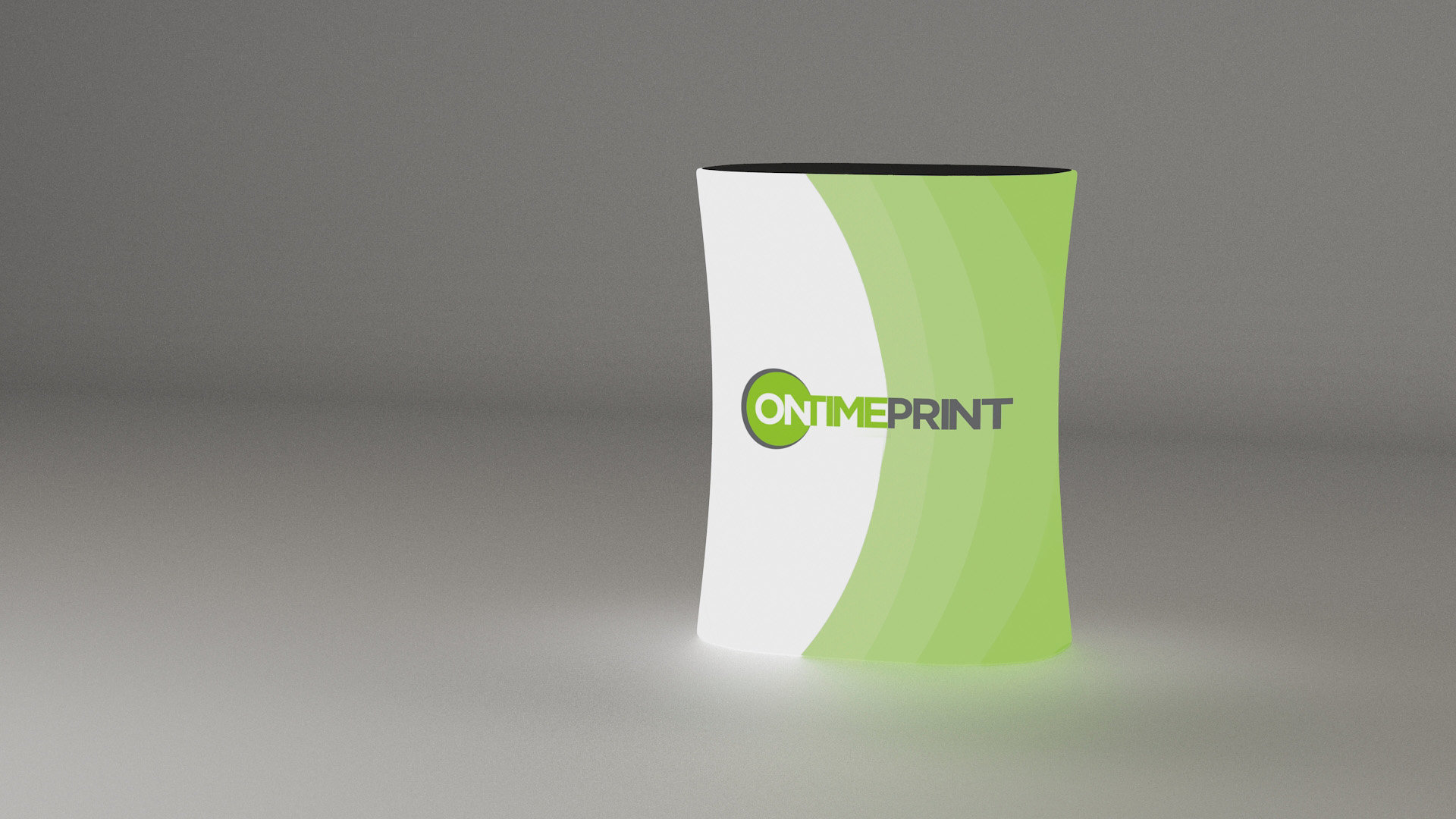 Quick BIG Counter with Led lights, illuminated counter, full colour print, www.ntimeprint.co.uk