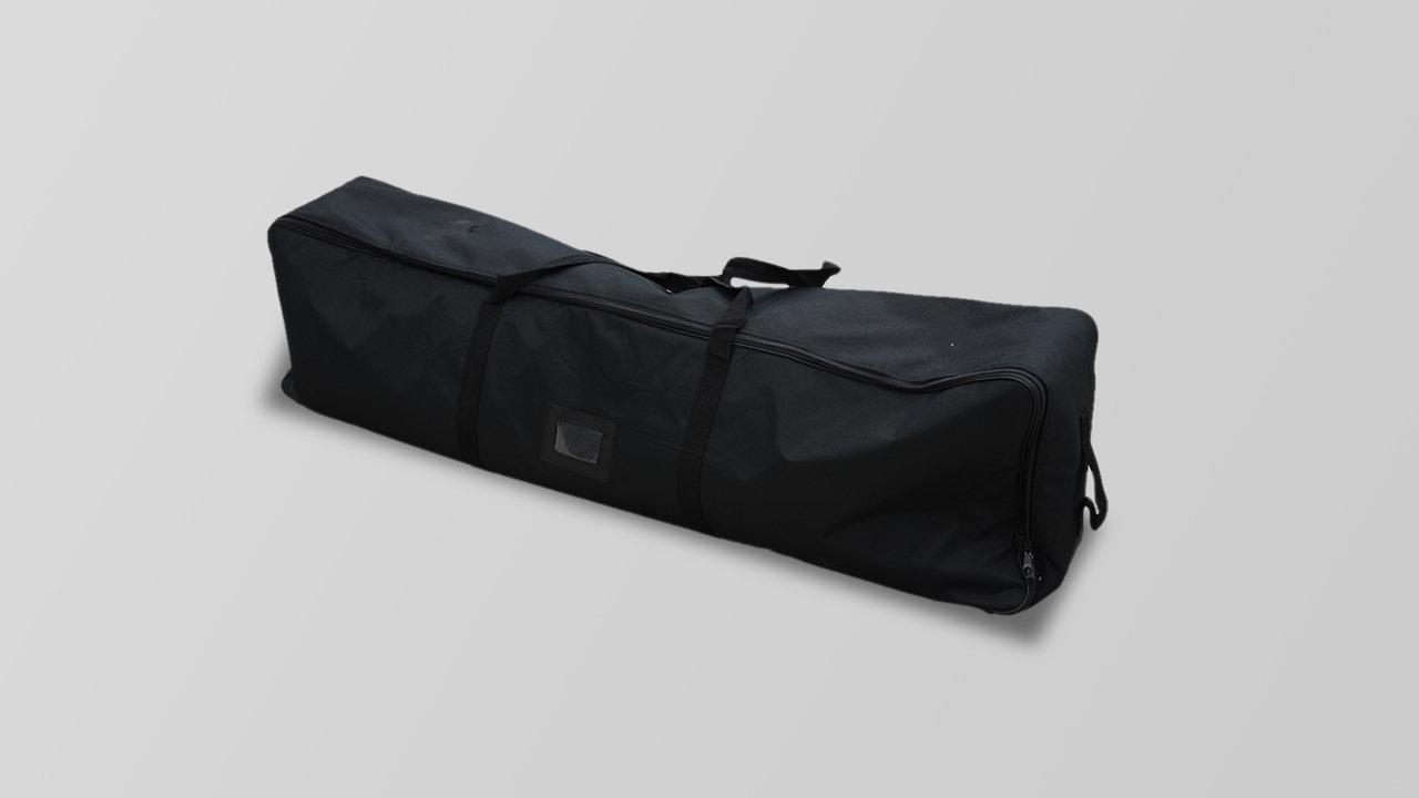 Presto Serpentine Fabric Display - BAG  Printing UK, Next Day Delivery - www.ontimeprint.co.uk