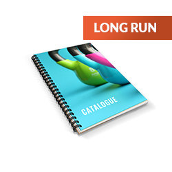 Wiro Bound Booklets - long run Printing UK, Next Day Delivery - www.ontimeprint.co.uk