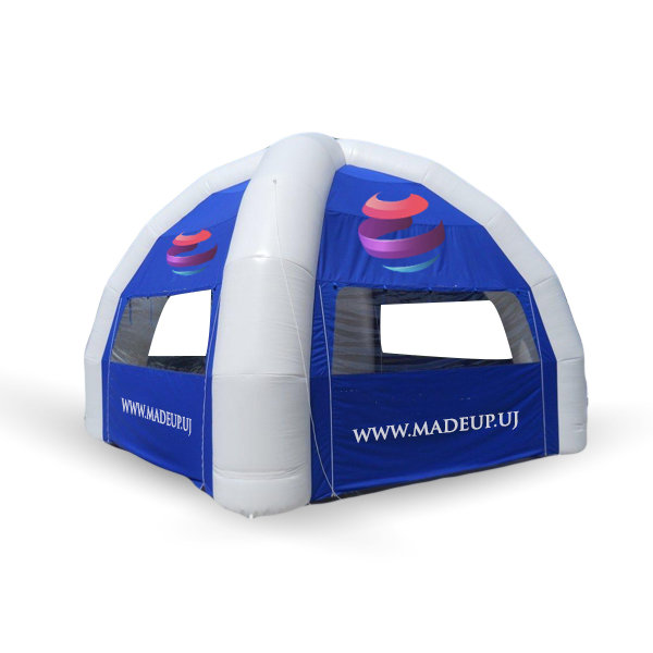 Custom Printed Inflatable Advertising Tents Printing UK, Next Day Delivery - www.ontimeprint.co.uk
