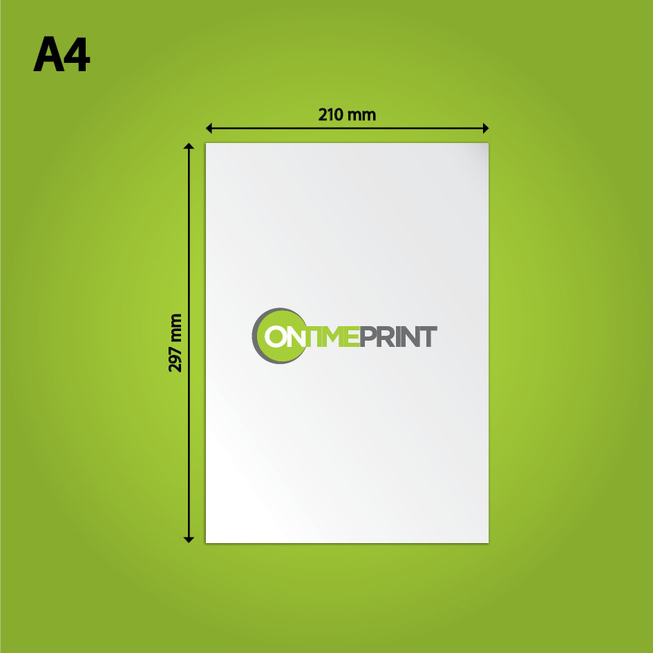 Cheap A4 flyers Printing, FREE Next Day Delivery- OnTime Print