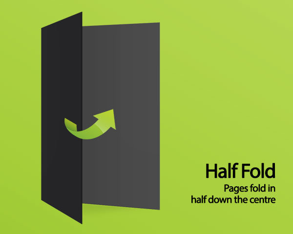 Folded flyers (LONG RUN)