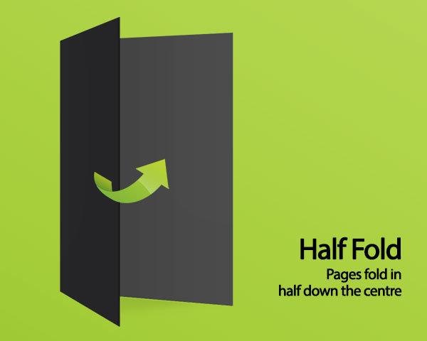 Folded Flyers- Spot UV