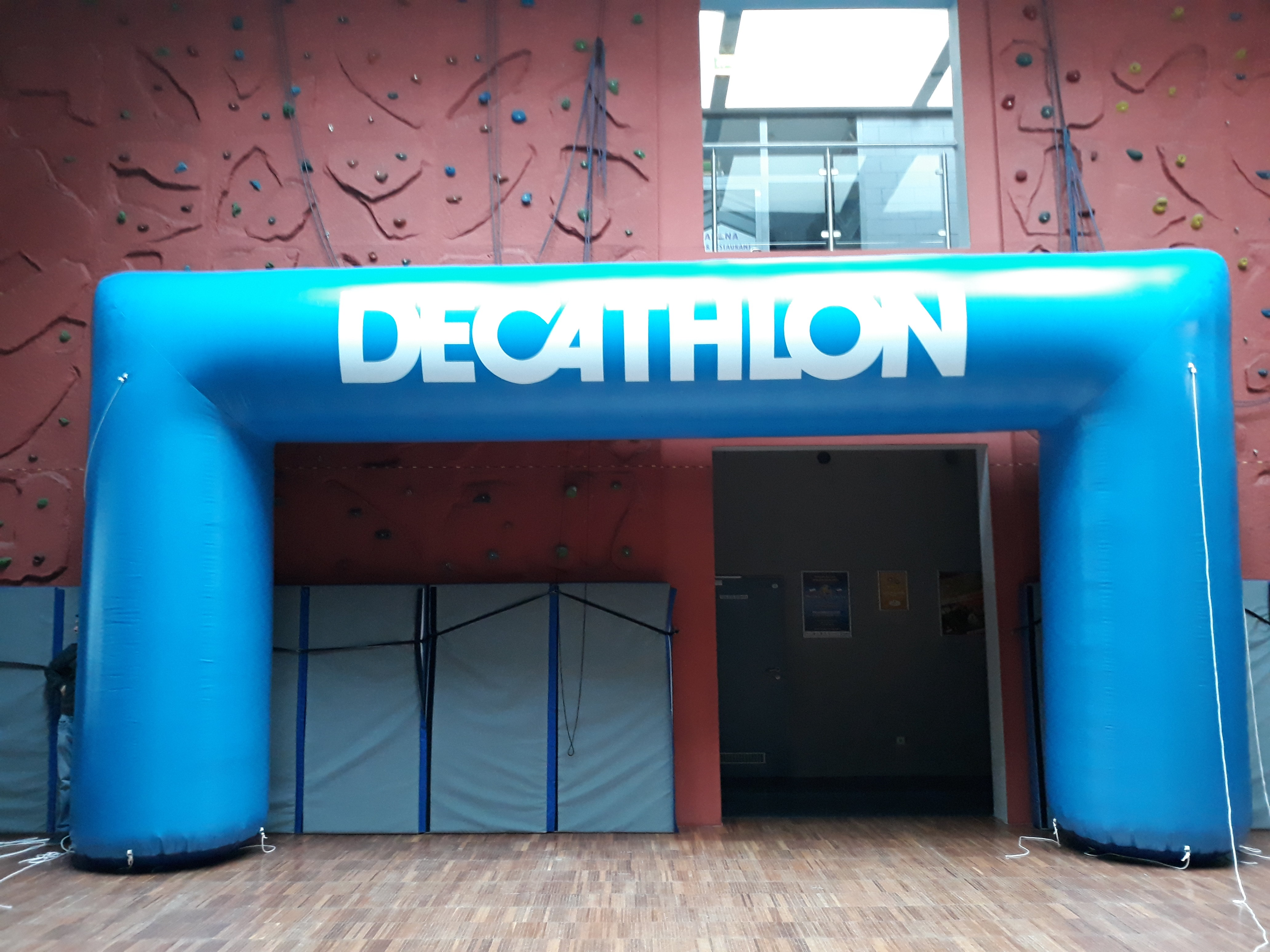 Advertising Festival Inflatable Gate Printing UK, Next Day Delivery - www.ontimeprint.co.uk