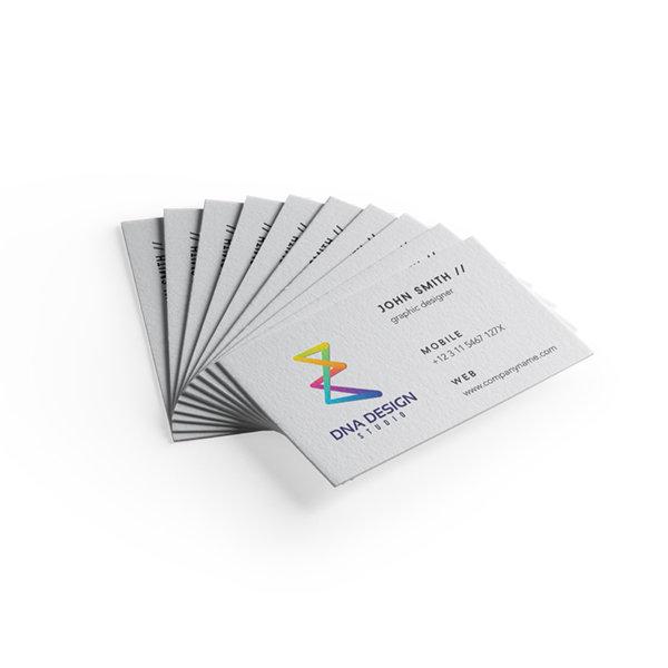 Premium Business Cards Matt Lamination Printing UK, Next Day Delivery - www.ontimeprint.co.uk