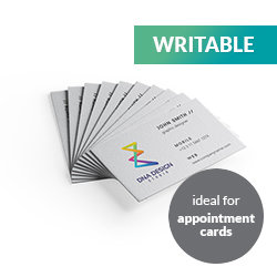 Uncoated business cards express delivery from 2046 uncoated business cards printing uk next day delivery ontimeprint reheart