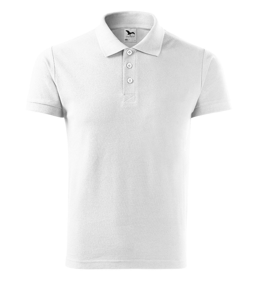 Custom Printed Promotional Polo Shirts 215 embroidery, DTG- www.ontimeprint.co.uk
