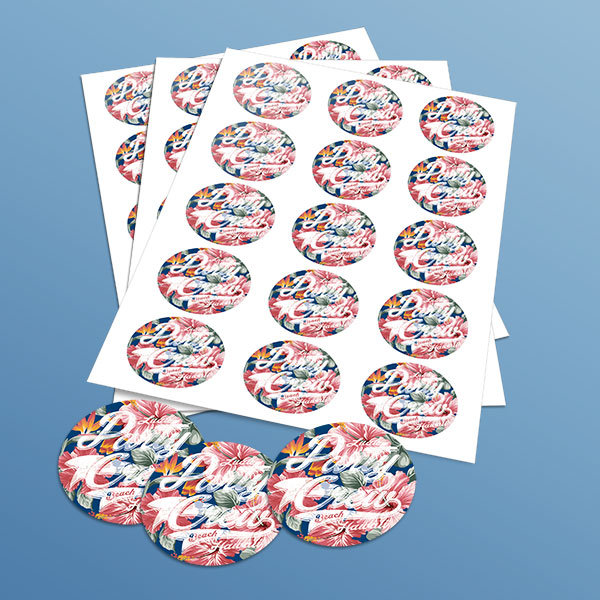 Stickers and Labels Printing UK, Next Day Delivery - www.ontimeprint.co.uk